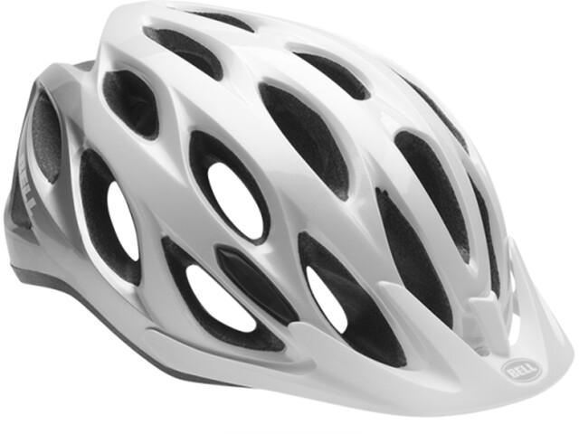 Bell Traverse Mips 16 Helmet white/silver repose
